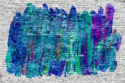 Adesivo Abstract pichações