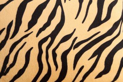 Adesivo Abstrato com textura Bengal tiger