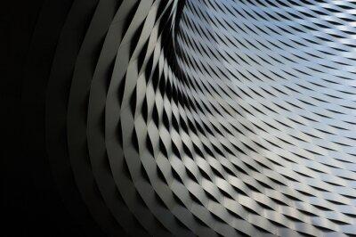 Adesivo Abstratos, metálico, estrutura, repetitivo, Padrão, fundo