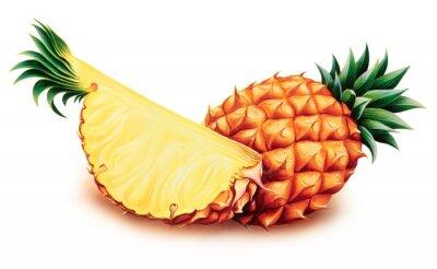 Adesivo ananás