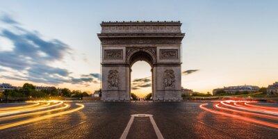Adesivo Arc de Triomphe Paris