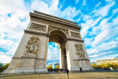 Adesivo Arco do Triunfo em Paris