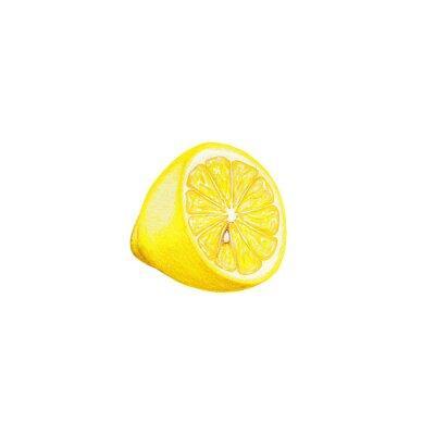 Adesivo Arte do limão