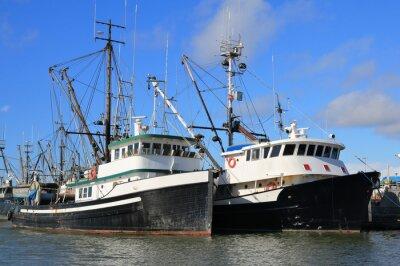 Adesivo Barcos de pesca
