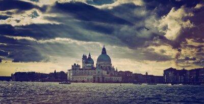 Adesivo Basílica de Santa Maria della Salute em Veneza