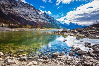 Adesivo Beneulate Medicine Lake no outono