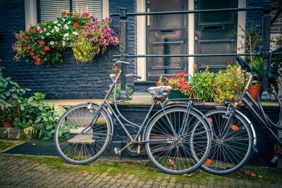 Adesivo Bicicletas em Amsterdam