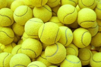 Adesivo bola de tênis