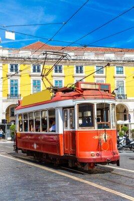 Adesivo Bonde de Lisboa