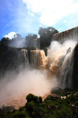 Adesivo Cachoeira / Cataratas do Iguaçu em Argentina