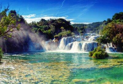 Adesivo Cachoeiras Krka