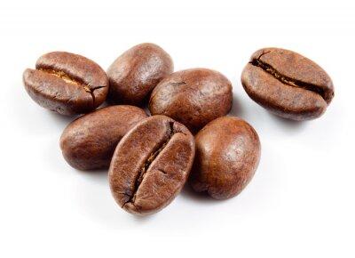 Adesivo Café, feijões