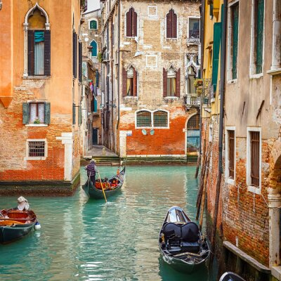 Adesivo Canal de Veneza