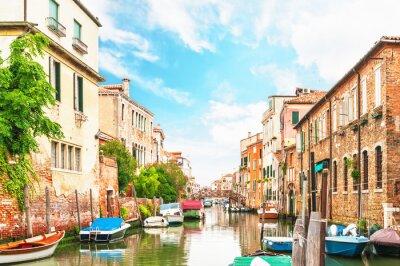 Adesivo Canal de Veneza Itália