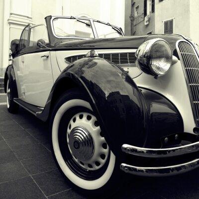 Adesivo Carro clássico