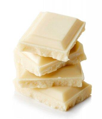 Adesivo Chocolate branco