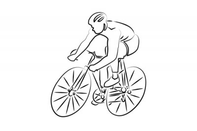 Adesivo Ciclismo