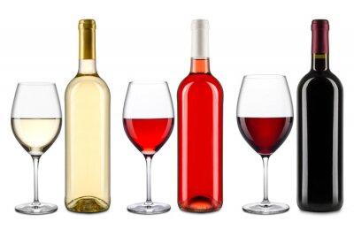 Adesivo coleção de vinhos