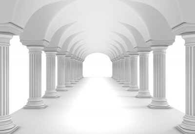 Adesivo Column Tunnel
