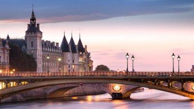 Adesivo Conciergerie Paris França