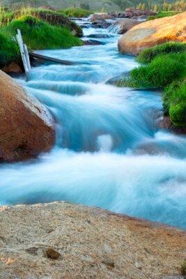 Adesivo Córrego da montanha
