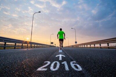Adesivo Correi de Ano Novo 2016