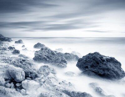 Adesivo costa do mar