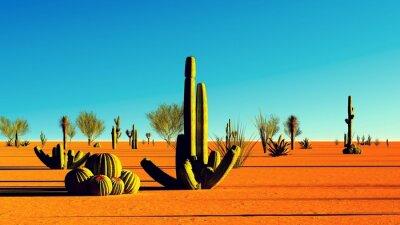 Adesivo Deserto americano