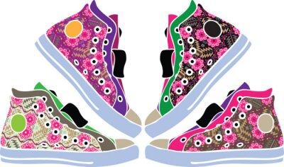 Adesivo Design Sport sapatos