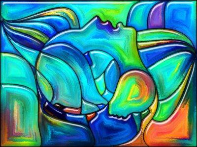 Adesivo Destino em cores