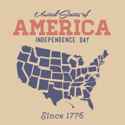 Adesivo Dia da Independência Retro Entrar
