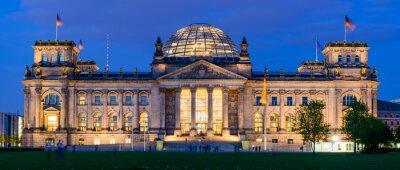 Adesivo Edifício do Reichstag em Berlim