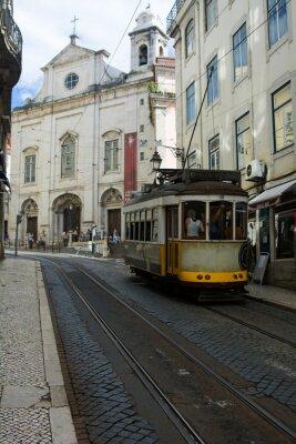 Adesivo Eléctrico - Lisbona