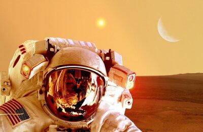 Adesivo Elementos desta imagem equipada pela NASA.