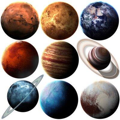 Adesivo Elementos desta imagem fornecidos pela NASA