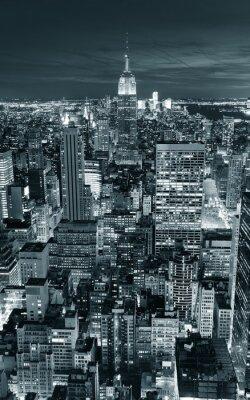 Adesivo Empire State Building closeup