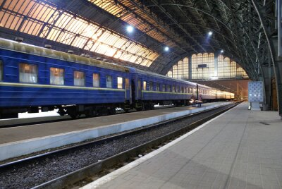 Adesivo Estação Lvov