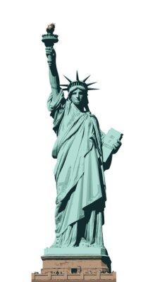 Adesivo Estátua da Liberdade