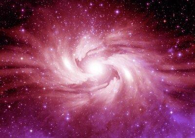 Adesivo Estrelas, poeira e nebulosa de gás