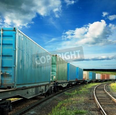 Adesivo freight cars