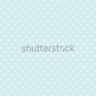Adesivo fundo de bolinhas azuis v2