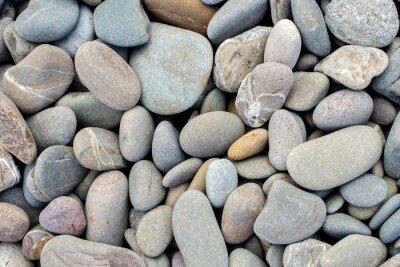 Adesivo Fundo de pedras de praia