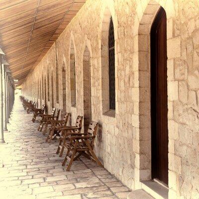 Adesivo Galeria em Jerusalém