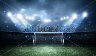Adesivo Goal post