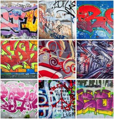 Adesivo Graffiti