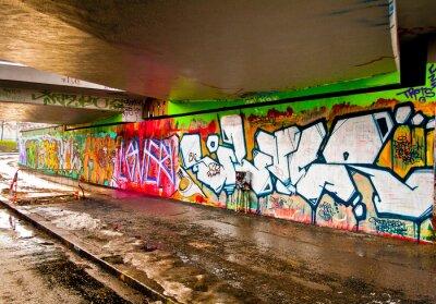 Adesivo Graffitti Recados