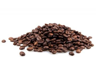 Adesivo Grãos de café