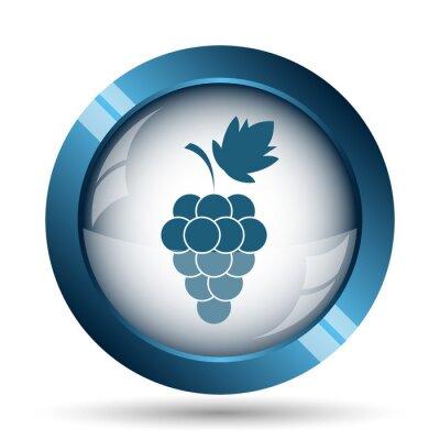 Adesivo Ícone da uva