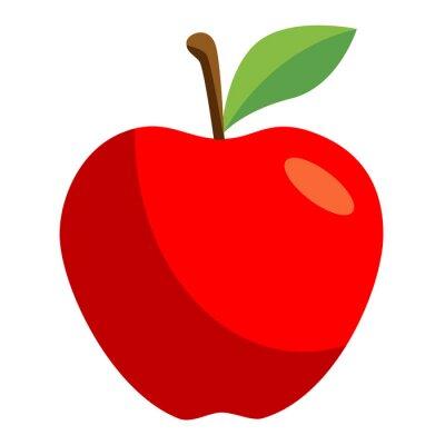 Adesivo Icono manzana