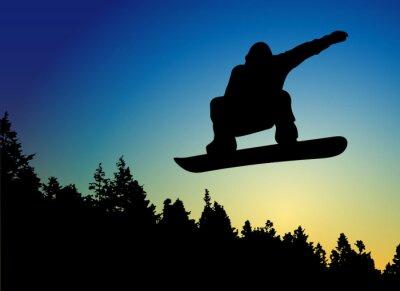 Adesivo Ir Snowboard